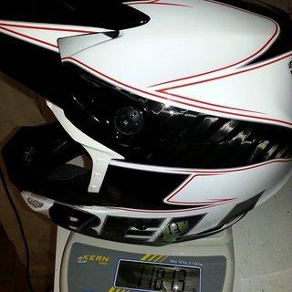 Gewicht Bell Helm FULL 9 XXL