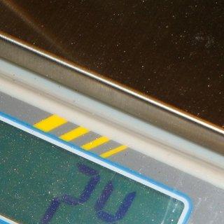 Gewicht Formula Weiteres/Unsortiertes Belaghaltstift Stahl 0.0