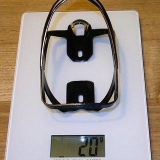 Gewicht Blackburn Flaschenhalter Slick