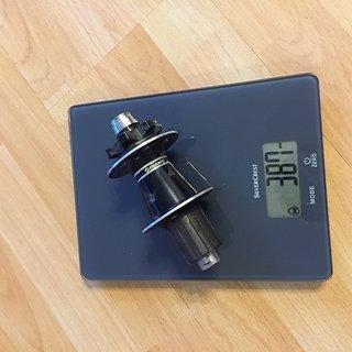 Gewicht Giant Nabe by Formula Tracker 12x142, 32 Loch