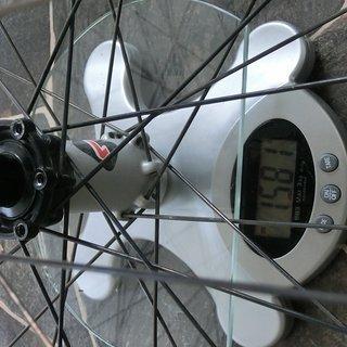 Gewicht DT Swiss Systemlaufräder XM 1501 Spline One 26 Zoll 26 zoll
