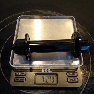 Gewicht Bitex Industrial Nabe RAF10 100mm/QR, 20-Loch