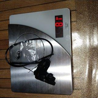 Gewicht Rock Shox Federgabel  OneLoc