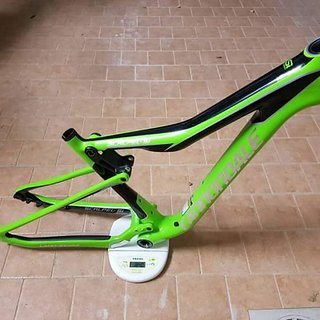 Gewicht Cannondale Full-Suspension Scalpel-Si Hi-Mod (Team) M
