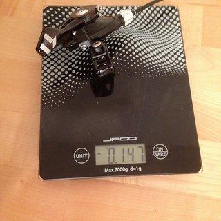 Gewicht SRAM Schalthebel Sram X01 11-Fach Trigger  11-Fach
