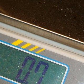 Gewicht Formula Weiteres/Unsortiertes Belaghaltestift Alu 0.0