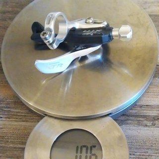 Gewicht Shimano Schalthebel XTR SL-M970 3-fach