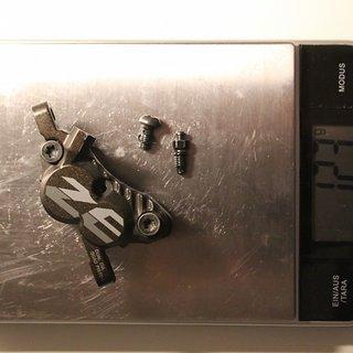 Gewicht Shimano Weiteres/Unsortiertes ZEE Bremssattel BR-M640