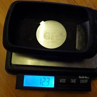 Gewicht Garmin GPS Silikonhülle Edge 810