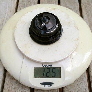 Gewicht Sixpack Steuersatz E3 Tapered (Cone) ZS44/28.6 I ZS56/40