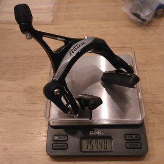 Gewicht SRAM Felgenbremse Rival 22 VR