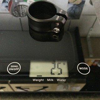 Gewicht Giant Sattelklemme Trance Advanced Carbon 34.00mm