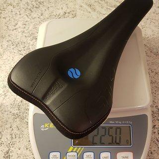 Gewicht SQ-Lab Sattel Aktiv 13