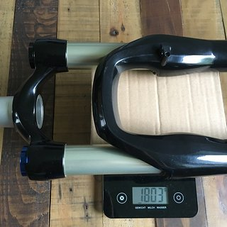 Gewicht X-Fusion Federgabel Trace RL2 29''