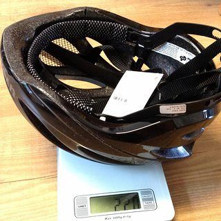 Gewicht Uvex Helm boss race 52-56cm