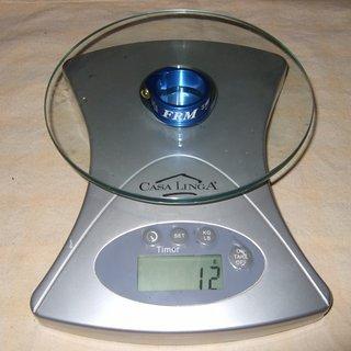 Gewicht FRM Sattelklemme SC32 31.8mm