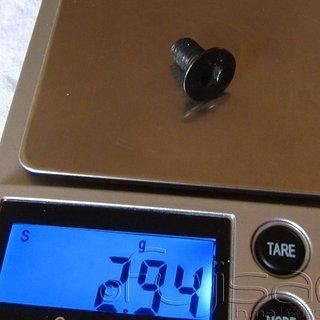 Gewicht Cannondale Schrauben, Muttern Senkkopfschraube M6x11.5, Stahl