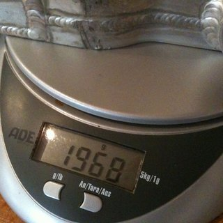 Gewicht Nicolai Hardtail Argon FR M