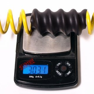 Gewicht Rock Shox Feder Boxxer weich