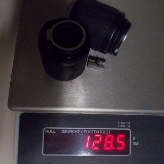 Gewicht Grip Shift Schalthebel CX 3x8-fach
