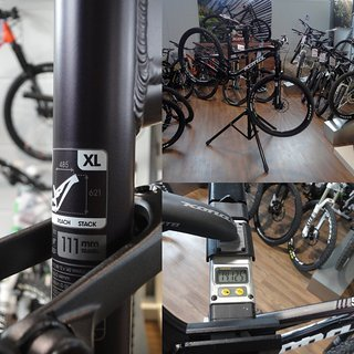 Gewicht Kona Full-Suspension Process 111 XL