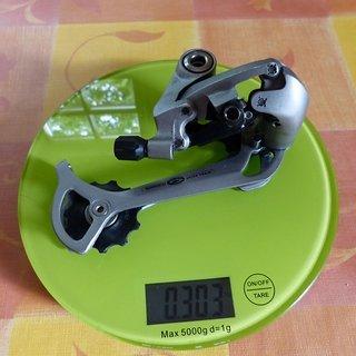 Gewicht Shimano Schaltwerk LX RD-M581 SGS SGS