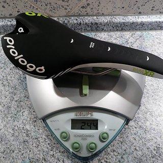 Gewicht Prologo Sattel Nago Evo X8 135 x 280mm