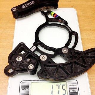 Gewicht Shaman Kettenführung Drake Alu 32-40 Zähne