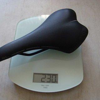 Gewicht Selle Italia Sattel SL