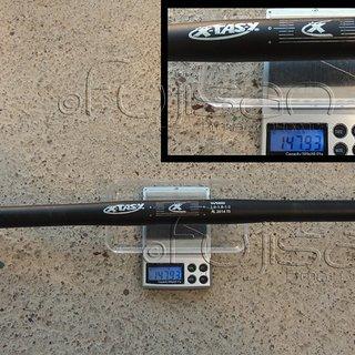 Gewicht XtasY Lenker Flat Bar 25,4 x 560mm