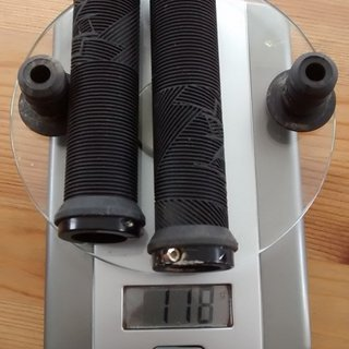 Gewicht Sensus Griffe Disisdaboss ODI Lock On Pink 143