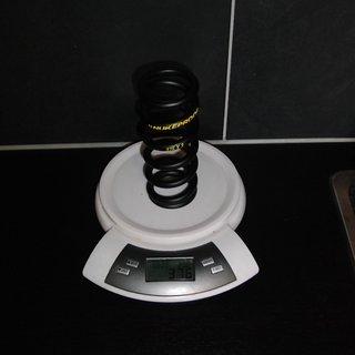 Gewicht Nukeproof Feder SLS 375 x 3