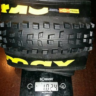 Gewicht Mavic Reifen Crossmax Charge 27,5x2,4
