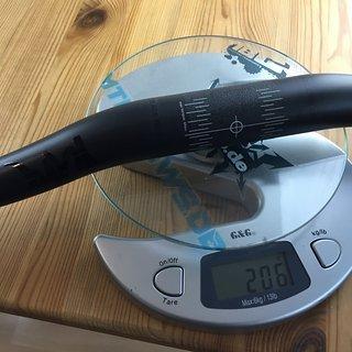 Gewicht Tune Lenker Wunderbar 35 x 800 mm