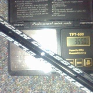 """Gewicht American Classic Felge MTB 350 26"""" / 28 Loch"""