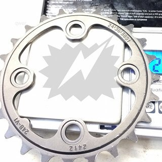 Gewicht Truvativ Kettenblatt X0  64mm, 24Z