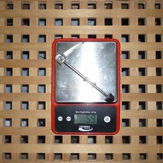 Gewicht Shimano Schnellspanner XT 750er-Serie 100mm