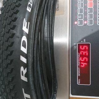 Gewicht Continental Reifen AT Ride 42-622 28x1.60