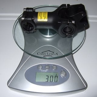Gewicht Radon Vorbau Swell Eco   25,4mm, 100mm, var.