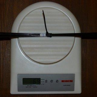 Gewicht DT Swiss Speiche Revolution 260mm, 16 Stück