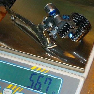 Gewicht Custom-Made Umwerfer DA / BK / Selfmade 34,9mm
