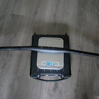 Gewicht Bontrager Lenker Alloy Alu Flatbar 690 x 31,8 5mm rise