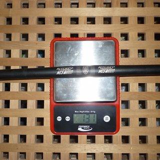 Gewicht Ritchey Lenker WCS Flat 25,4 x 550mm