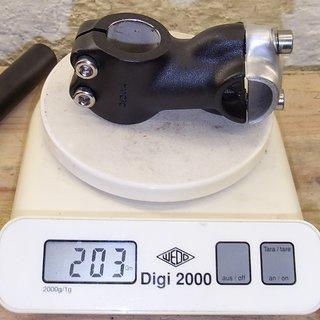 Gewicht Islabikes Vorbau Beinn-Vorbau 25.4mm, 70mm