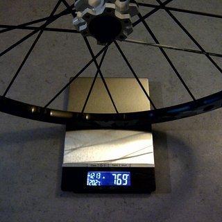 Gewicht Mavic Systemlaufräder Crossmax ST VR, 100mm/QR