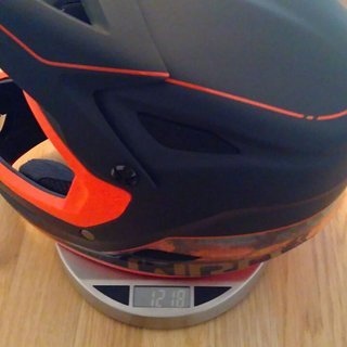 Gewicht Giro Helm Disciple M