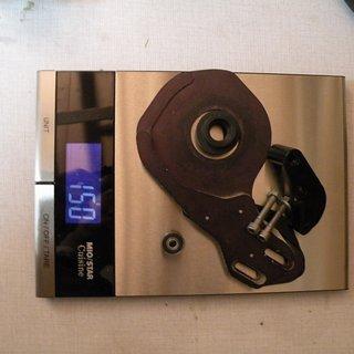 Gewicht e-thirteen Kettenführung DRS 36Z, BB