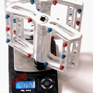 Gewicht Brave Machine Pedale (Platform) Superrippah