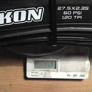 Gewicht Maxxis Reifen IKON 27.5x2.35
