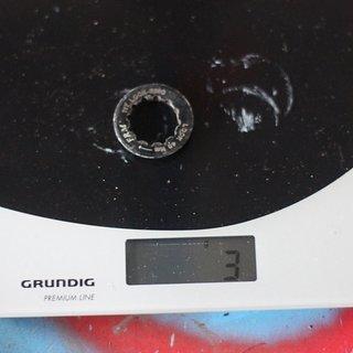 Gewicht FRM Kassettenabschlussring Lockring 11